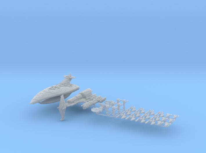 (Armada) KOTOR Ship Set I 3d printed