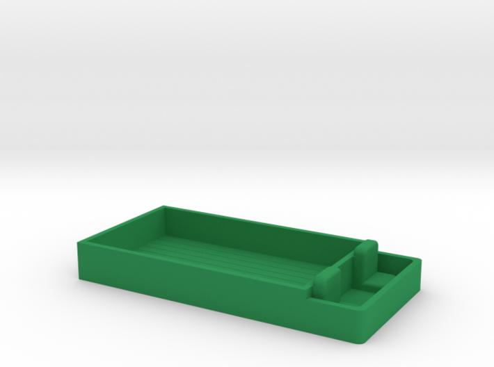 1/86 Scale insert for EKO DUKW 3d printed