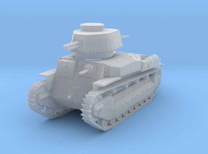 PV24C Type 89B Medium Tank (1/87) 3d printed