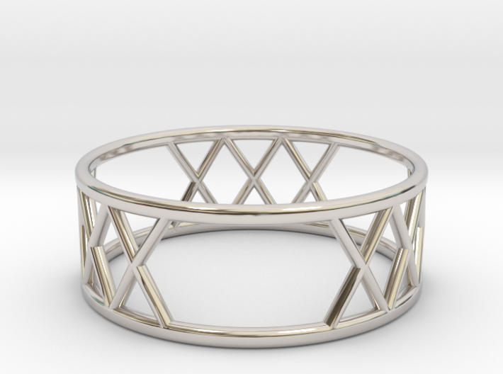 XXX Ring SIZE-9 3d printed