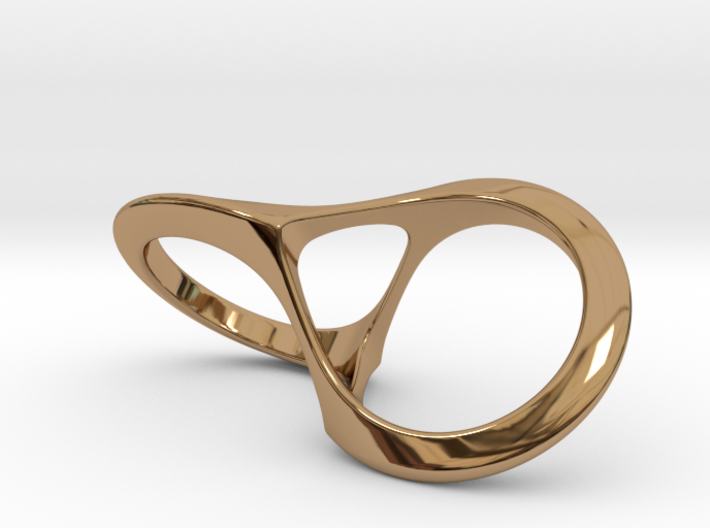 Fortuna's Ring 3d printed