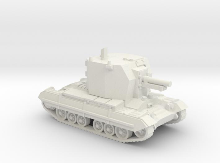 Bishop (artillery) (British) 1/87 3d printed
