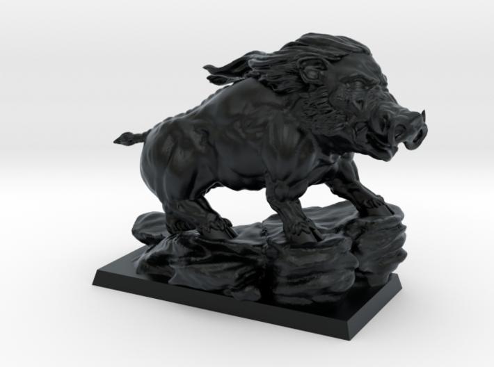 Rashnar, King of the Hogs 3d printed