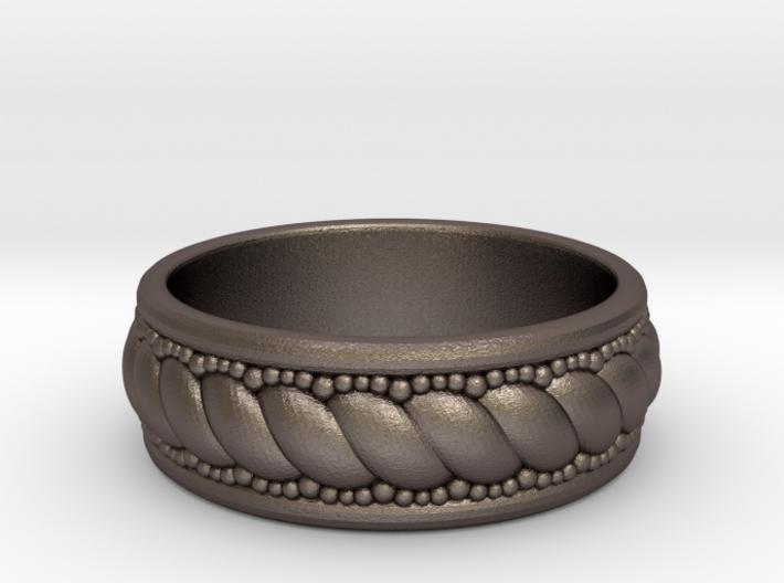 Fellah Ring 3d printed