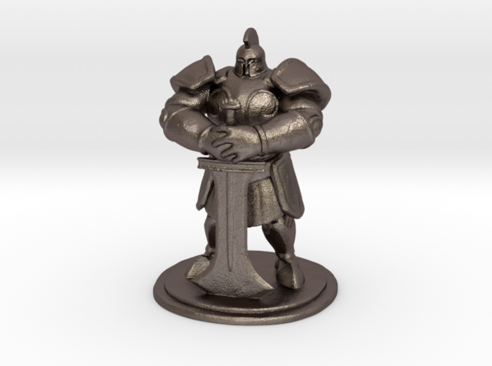 Ancient Guardian 3d printed