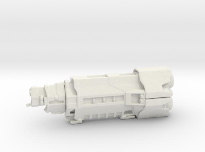 Halcyon Class 3d printed