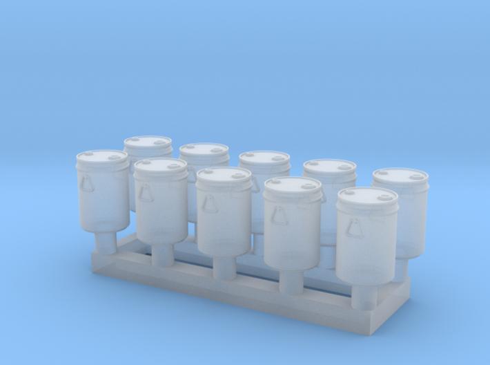 TJ-H02015x10 - Futs 30l a bondes 3d printed