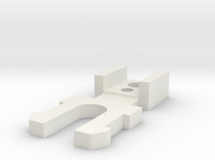 NuTone hinge v57 3d printed