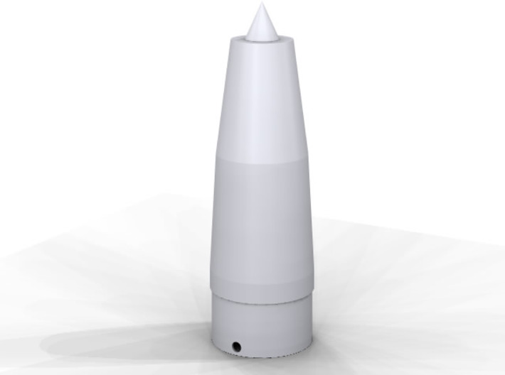 Classic estes-style nose cone PNC-55D replacement 3d printed