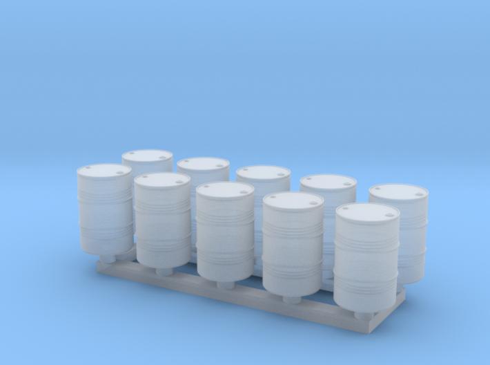 TJ-H02018x10 - Futs 223l a bondes 3d printed