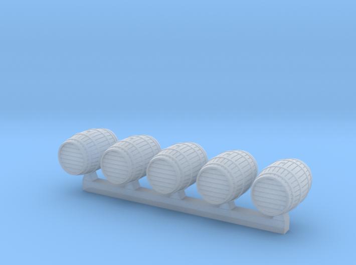 TJ-H02020x5 - Tonneaux 50l 3d printed