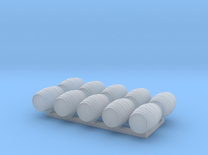 TJ-H02022x10 - Tonneaux 225l bordeaux 3d printed