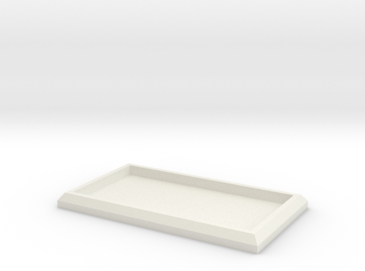 Tiny Model Movement Trays 3d printed
