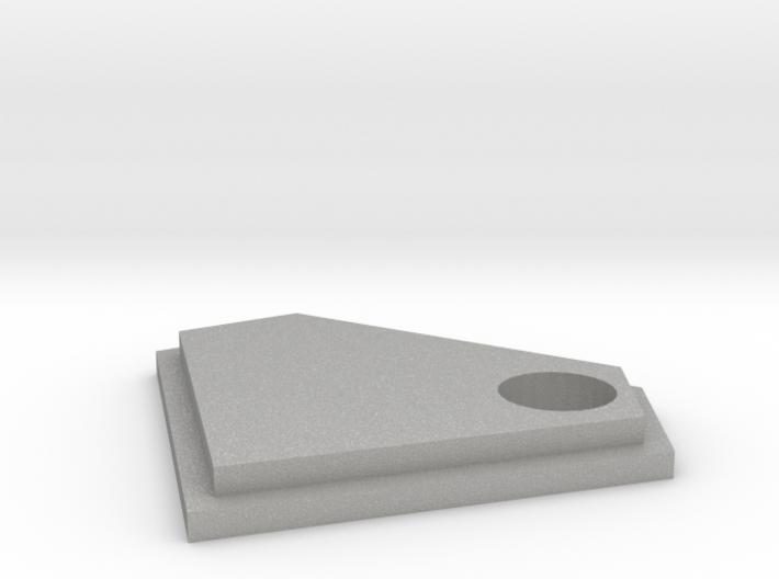 Diamond Keychain Decoration 3d printed