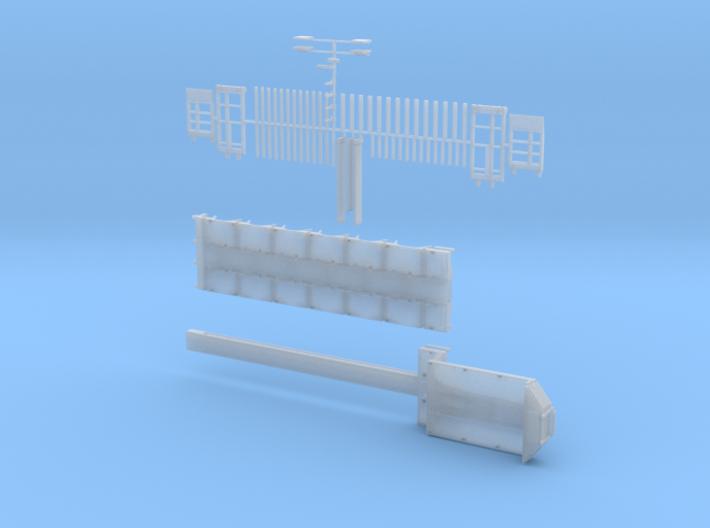 Tieflader ähnlich Doll Panther 6achs 3d printed