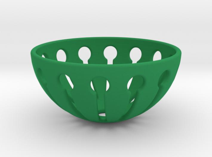 Tingling Toy Balls Basket  3d printed