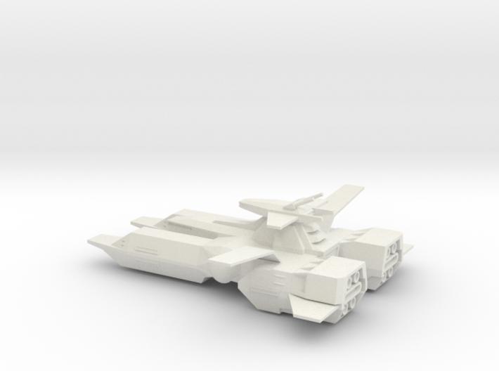 Gray Phantom 1:3000 Pegasus Class Refit 3d printed