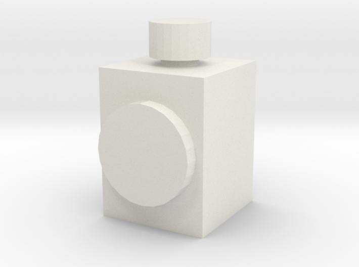 Head Lamp for OO / HO Mavis Quarry Diesel 3d printed