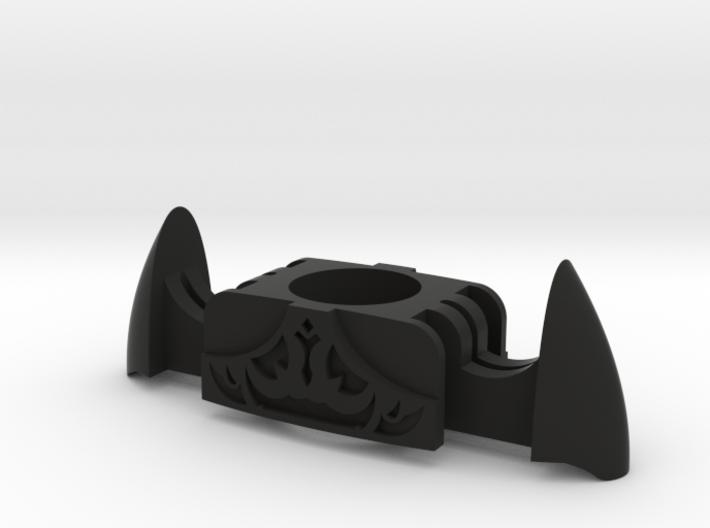 Samurai blade Shroud 3d printed