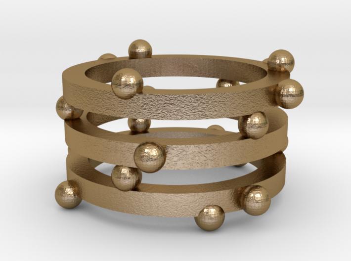 Bury Ring 3d printed