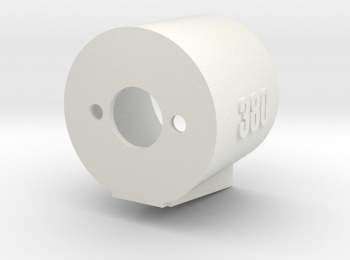 380 Motor Mount - 15% Angle Base 3d printed