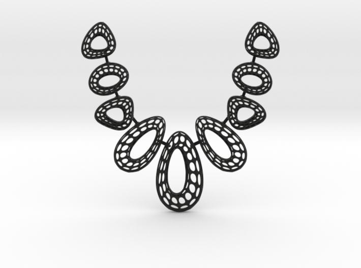 Elegant Necklace 3d printed
