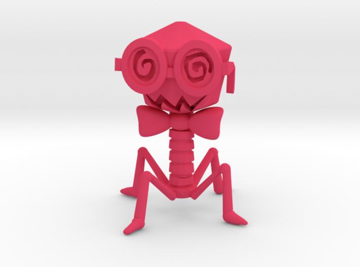 Doctor Phage 3d printed