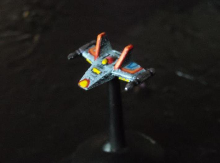 VA102 Flightspawn Corvette 3d printed Painted model