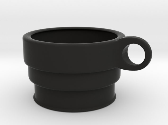 CupHolder / Name Customizable 3d printed