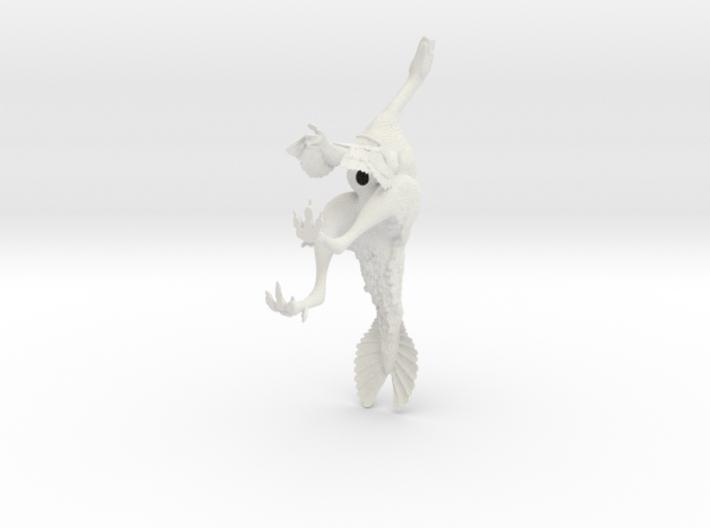 Anzu wyliei 1:40 scale model 3d printed