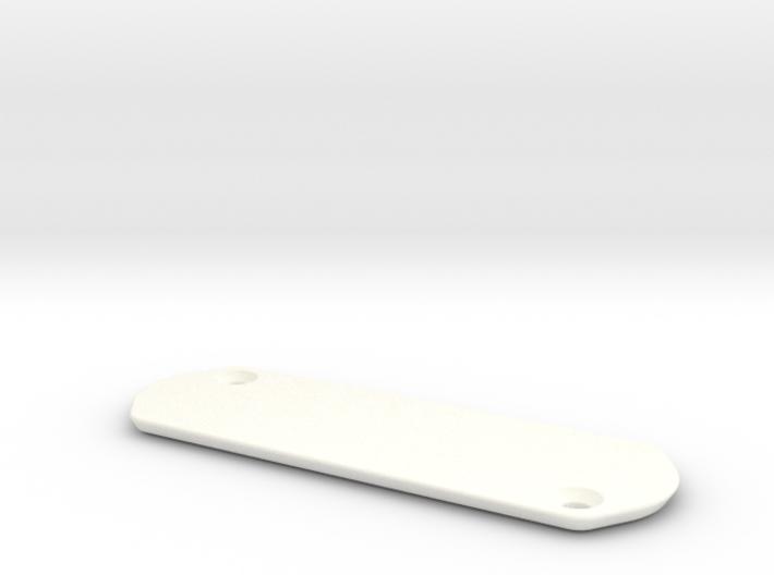 Trek Madone Series 9 Access Plate - Blank 3d printed