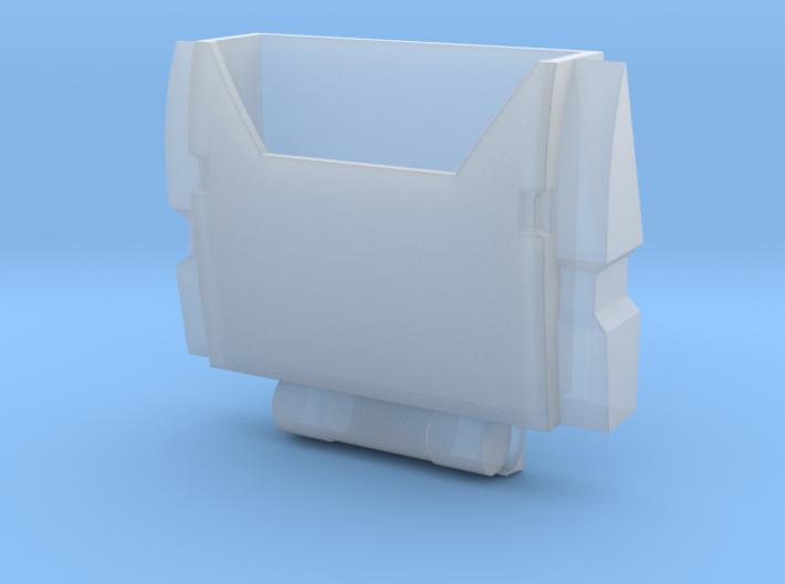 Miniature Backpack Clone Trooper 3d printed