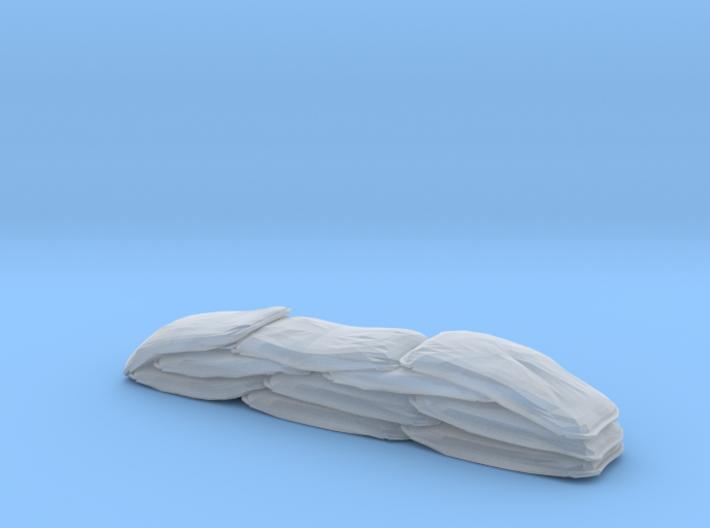 Sand Bags 3d printed