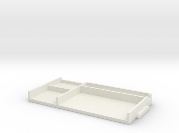 Desk, Type C (Space: 1999), 1/30 3d printed
