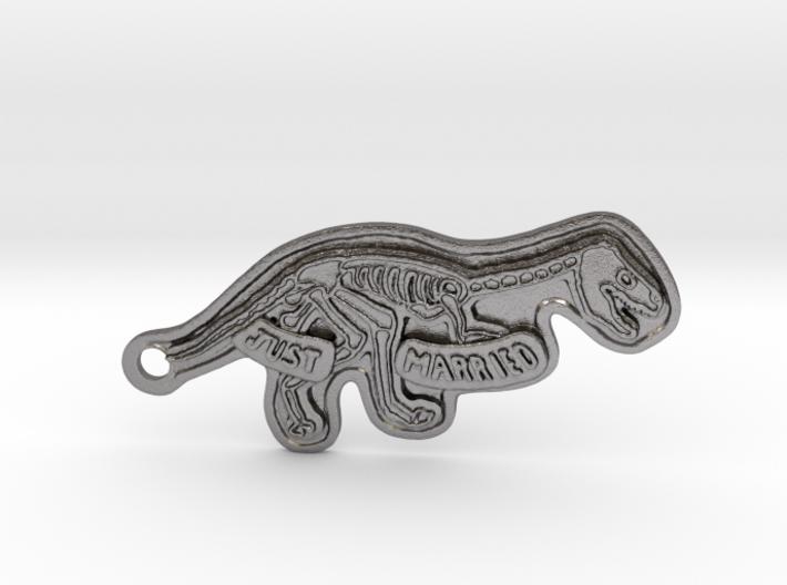 N&A_Dino-7cm 3d printed