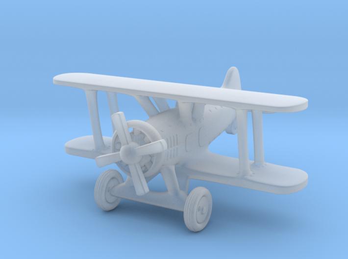 Boeing FB 1:87 HO 3d printed