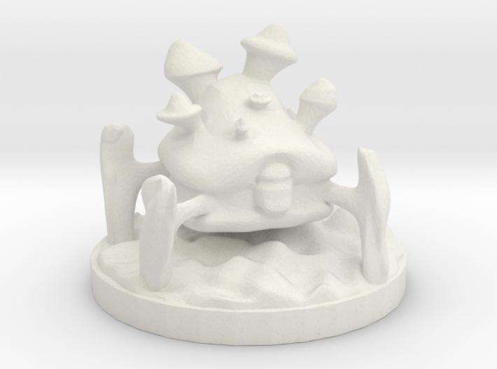 Shroom Beast 3d printed