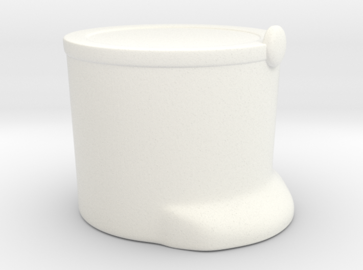 French Shako T 3d printed
