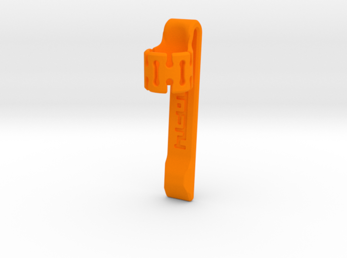 Pen Clip: for 8.5mm Diameter Body 3d printed