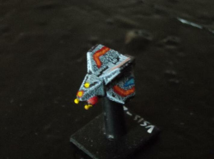 VA101 Void Sting Scoutship 3d printed Painted model