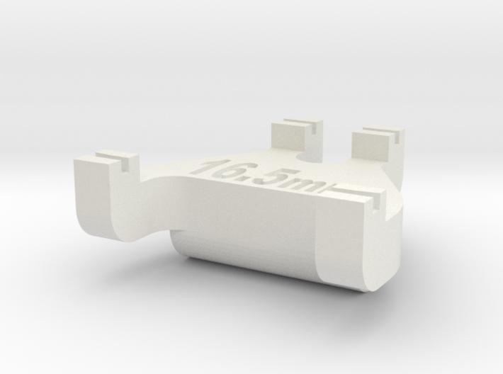 HO Track Gauge - Code 55 3d printed