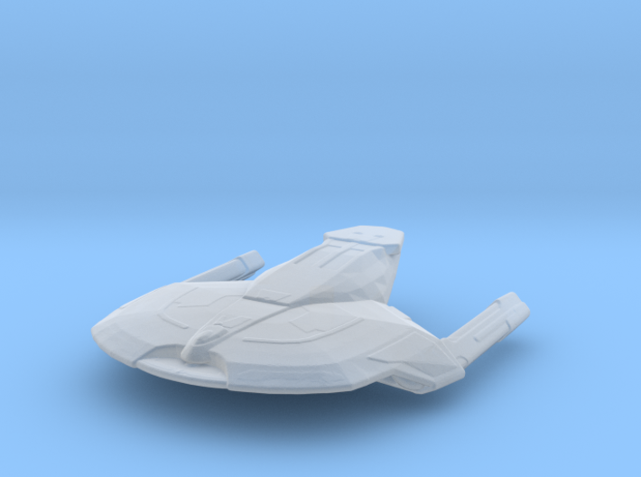 Saber Class 1/7000 Attack Wing 3d printed