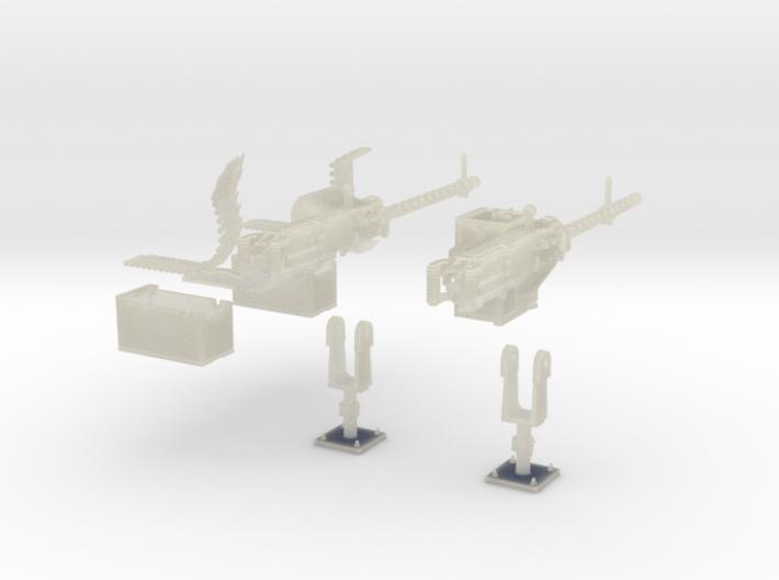 1-30 Cal 50 M2 3d printed