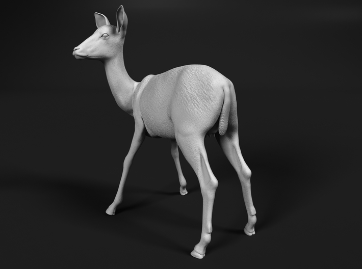Impala 1:87 Watchful Female While Drinking 3d printed