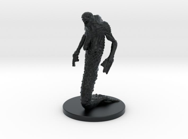 Sea Monster 3d printed