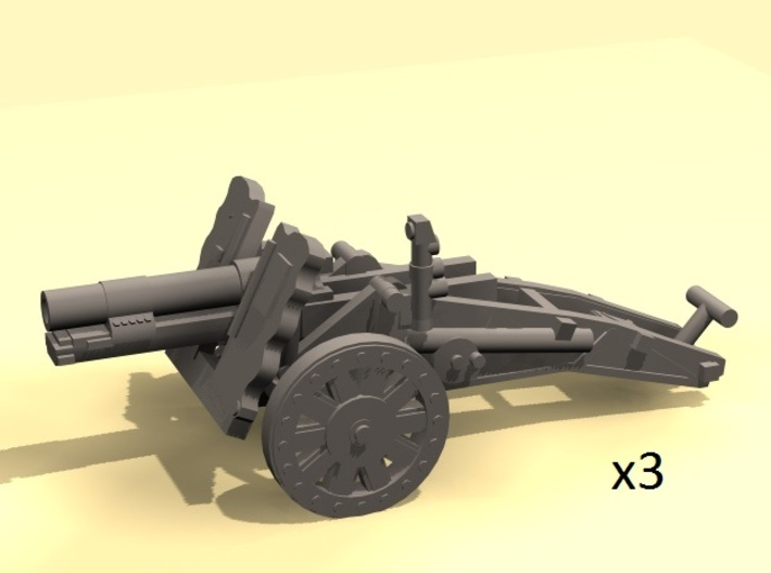 1/144 sIG33 cannon 3d printed