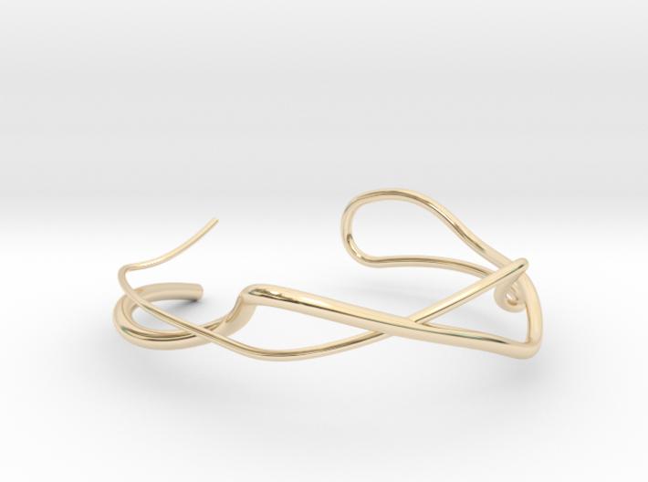Delicate Bracelet 3d printed