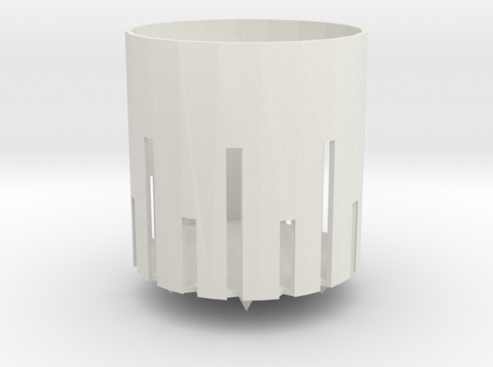CIRCLE STYLE 3d printed