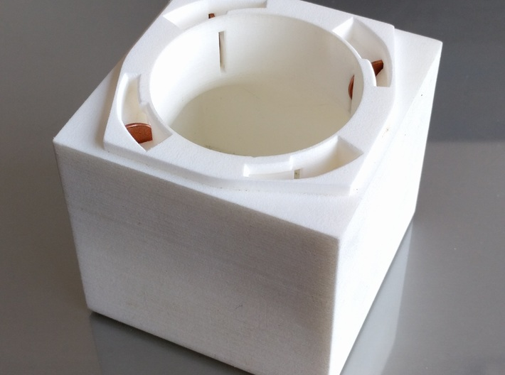 Penny Box Large 3d printed
