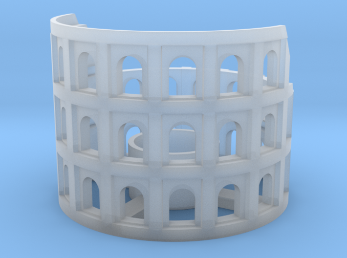 Colosseum 3d printed